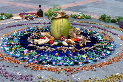 Šamanská mágia: Indiánsky rituál