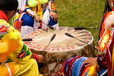 Šamanská mágia: Nácvik šamanského a rituálneho bubnovania