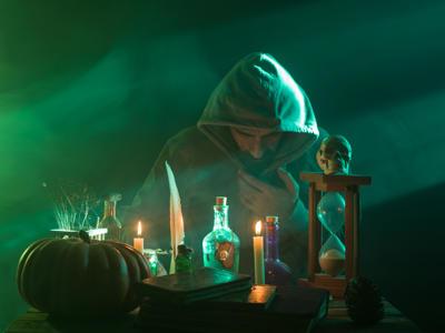 Online lekcia mágie: prednáška, inštruktáž k rituálu