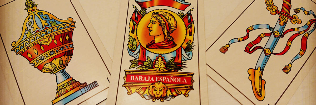 Španielske karty, Baraja Espaňola