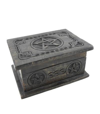 Čarodejnícka krabička 7 pentagramov