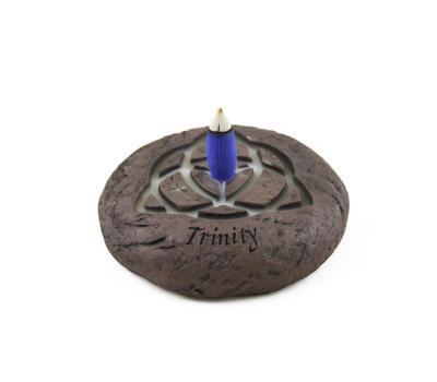 Dymová fontána Trinity