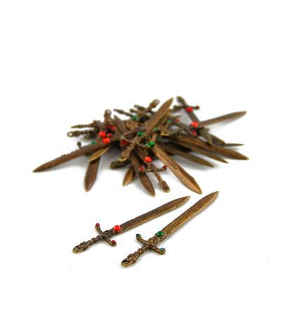 Meč Santa Barbary 9 cm