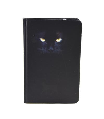 Notes Čierna mačka