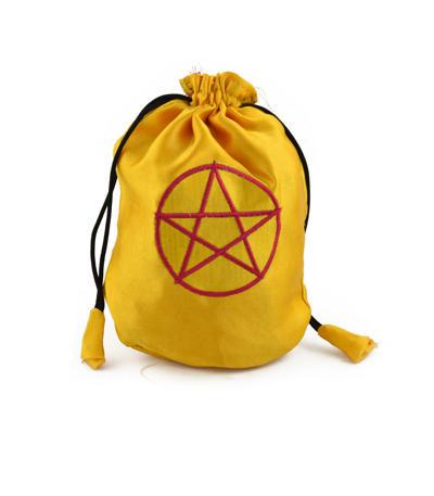 Vrecúško Pentagram žlté