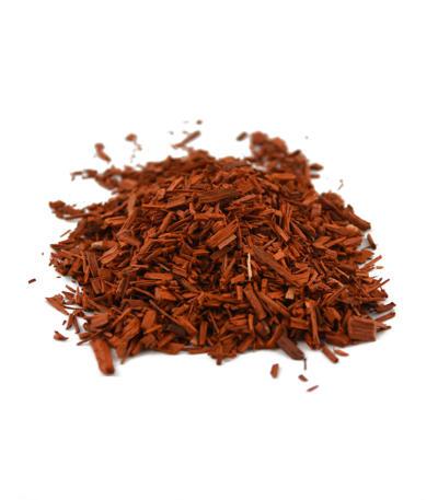 Magická drevina Červený santal