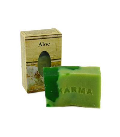 Ritualizované mydlo Aloe