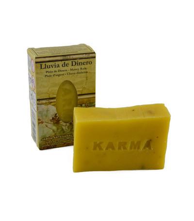 Ritualizované mydlo Dážď peňazí