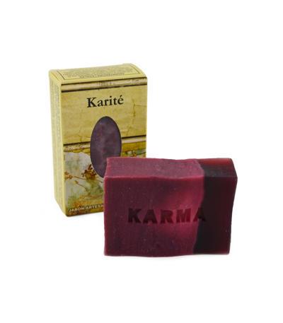 Ritualizované mydlo Karite