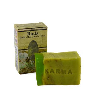 Ritualizované mydlo na očistu energie Ruta