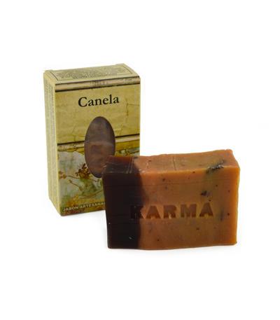 Ritualizované mydlo na príťažlivosť Škorica