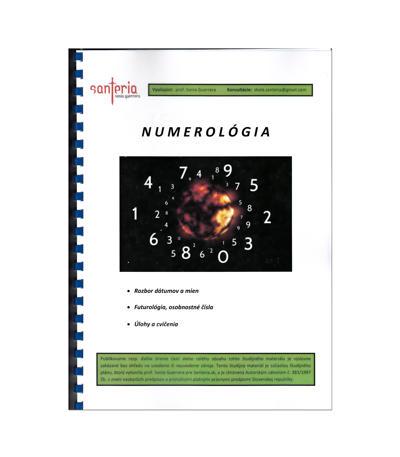 Numerológia TLAČ