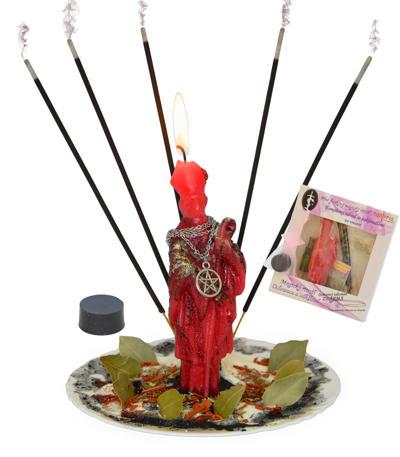 Magický rituál Ochranca a odklínač