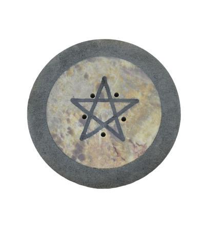 Kameninový pentagram