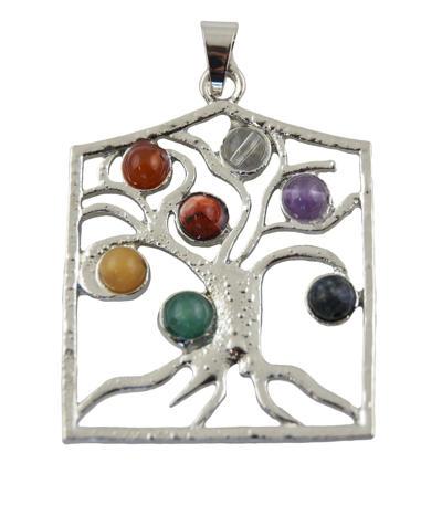 Čakrový talizman Strom rodu