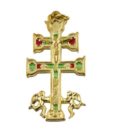 Karavacký kríž 12,5 cm