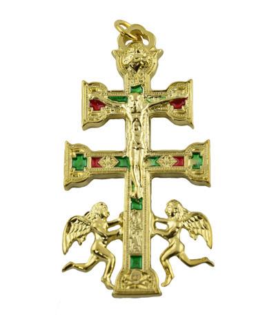 Karavacký kríž 8 cm