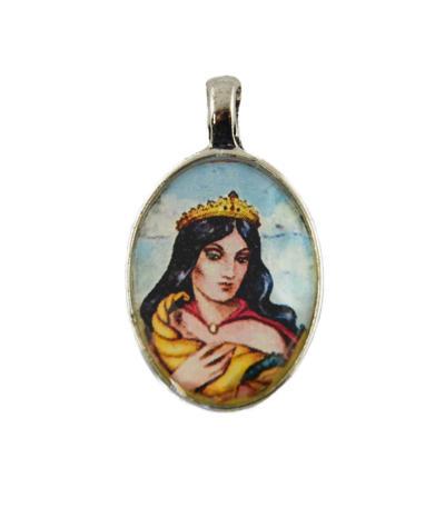 Medailón Náčelníčka Maria Lionza