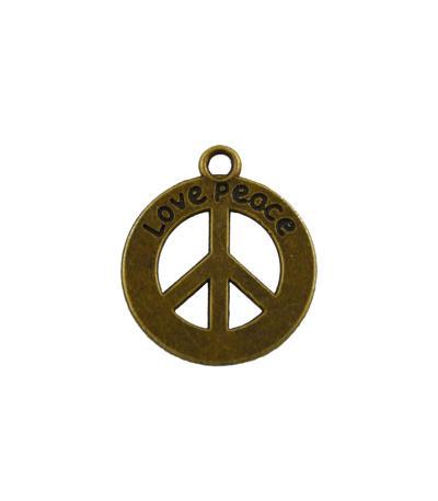 Prívesok šťastia Symbol mieru