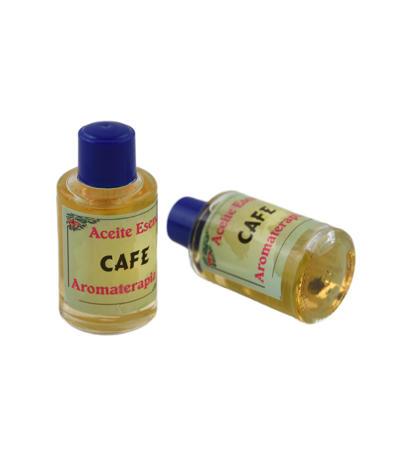 Esenciálny olej Káva