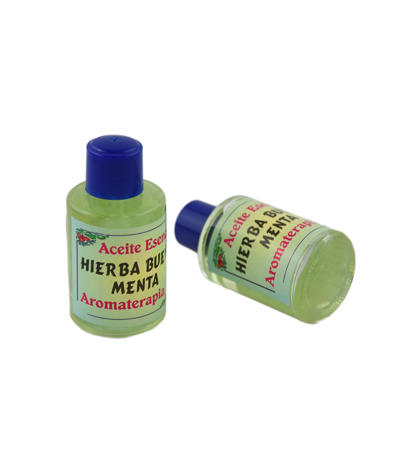 Esenciálny olej Mäta