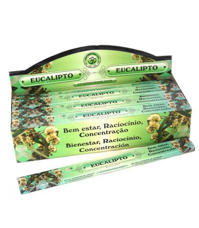 Prírodné vonné tyčinky Eukalyptus