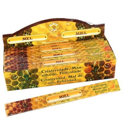 Prírodné vonné tyčinky Med