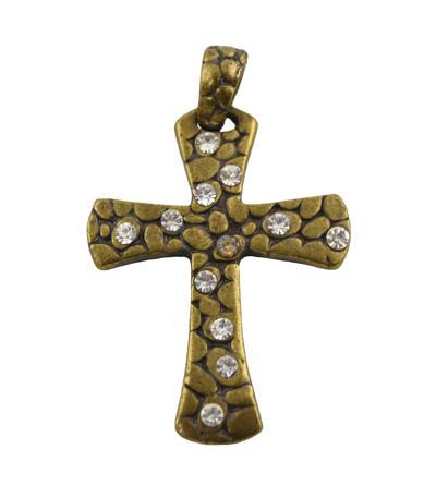 Kríž s kamienkami