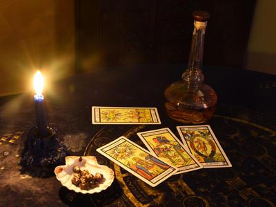 Osobná konzultácia k mágii